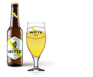 Limburgse Witte Lemon - Brouwerij Cornelissen