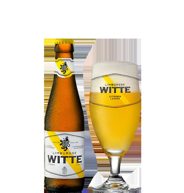 Limburgse Witte - Citroen