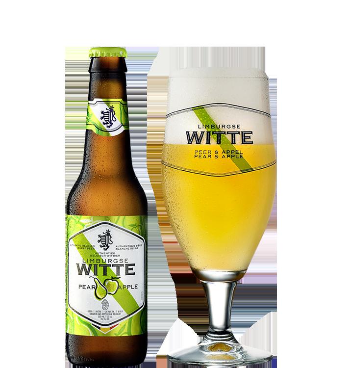 Limburgse Witte - Pear & Apple