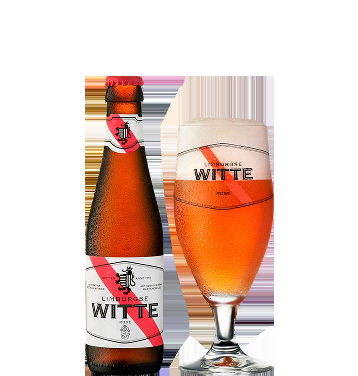 Limburgse Witte - Rose